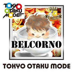 SNS link BELCORNO LatteArt Tokyo Otaku Mode