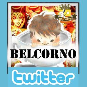 SNS link BELCORNO LatteArt Twitter